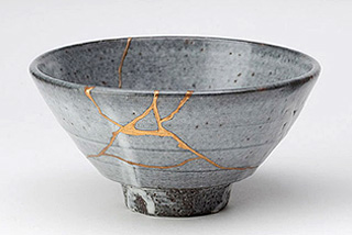 Kintsugi; Cherishing What is Broken